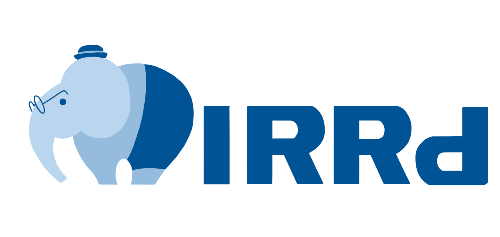 IRRd logo. Copyright (c) 2019, Natasha Allegri