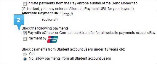 Dealing with Pending PayPal eChecks · Issue #168 · wpsharks/s2member