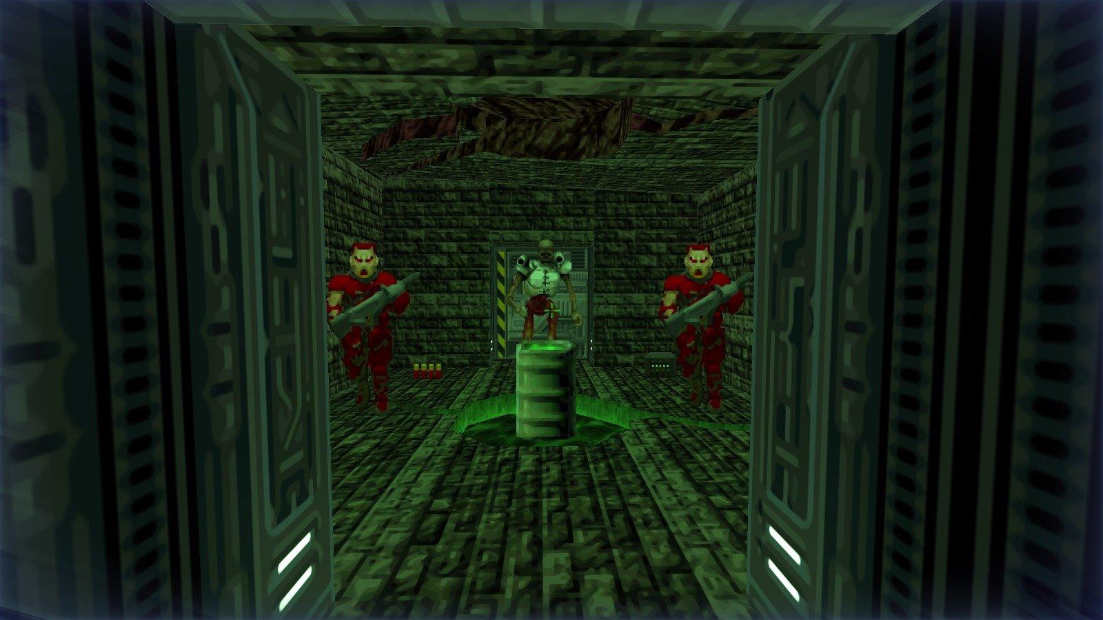 DRRP Doom RPG Remake Project Reactor