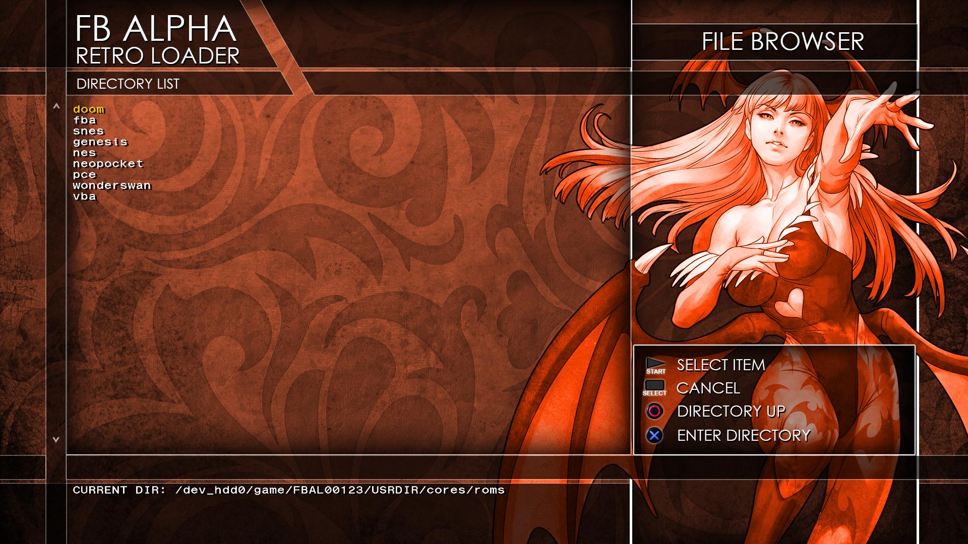 GitHub - CaptainCPS/FBAlphaRL: FB Alpha RL (Retro Loader