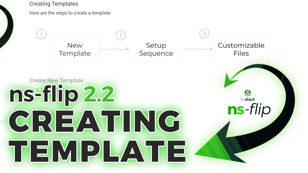 Getting Started with ns-flip 1.6 Templating