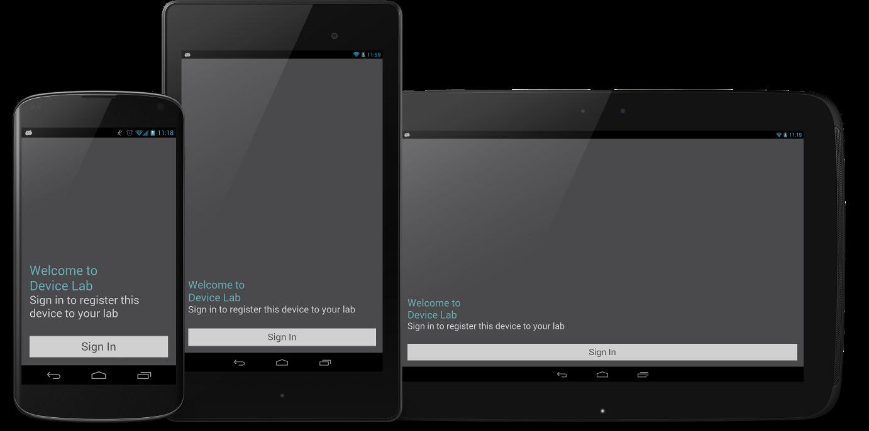 Device Lab App