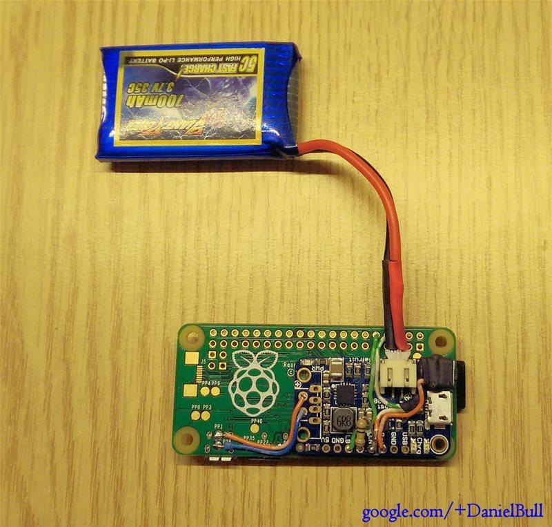 Github Neonhorizon Lipopi Guide To Setting Up Lipo Batteries On The Raspberry Pi