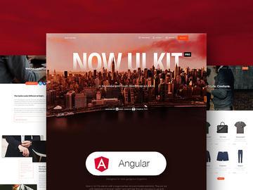 Now UI Kit Pro Angular