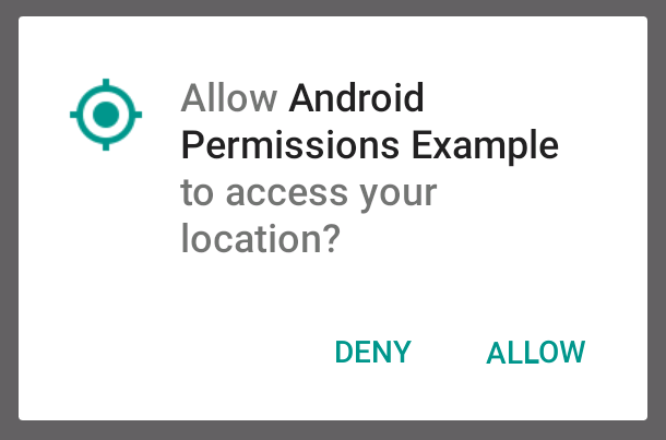 App-Runtime-Permissions-Android