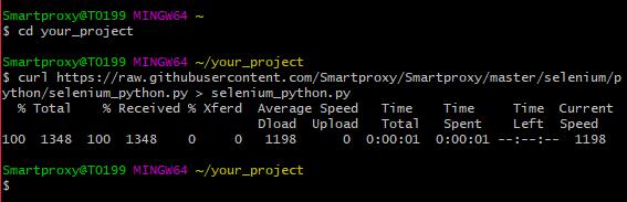 Selenium/python at master · Smartproxy/Selenium · GitHub