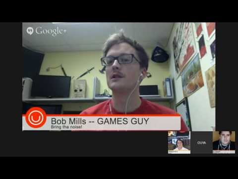OUYA DEV SUPPORT OFFICE HOURS 12/1