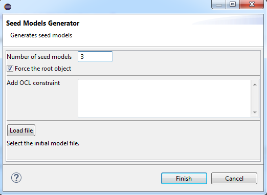 Seed Synthesis Wizard