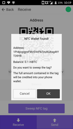 GitHub - 720kb/BitNFC: Bitcoin NFC Android Mobile Wallet