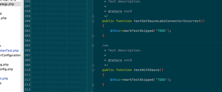 File line annotation color unreadable · Issue #47 · jkaving