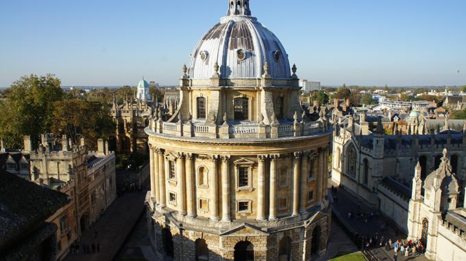 Oxford!