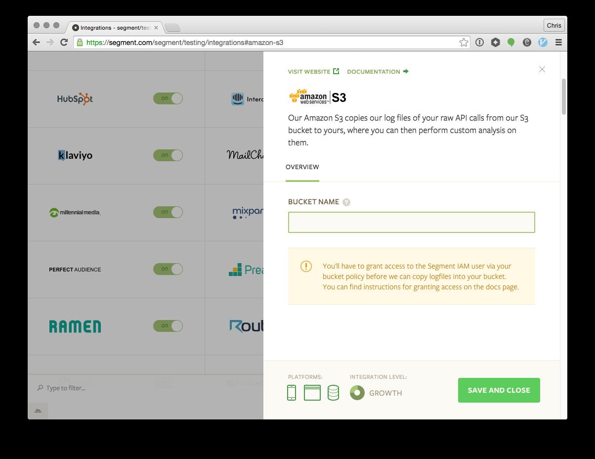 GitHub - segment-boneyard/s3-dynamo-lambda: An example