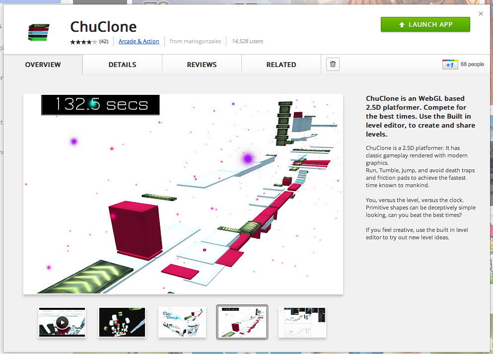 Chuclone ChromeWebstore