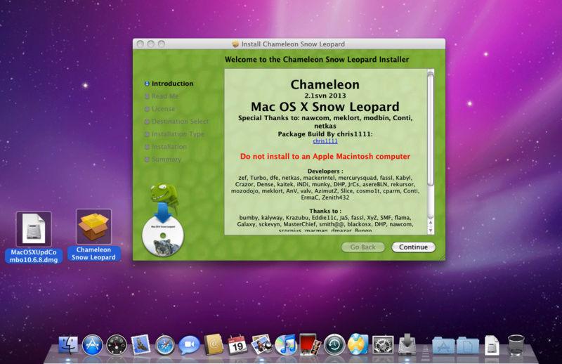 GitHub - chris1111/Chameleon-Mac-OS-X-Snow-Leopard