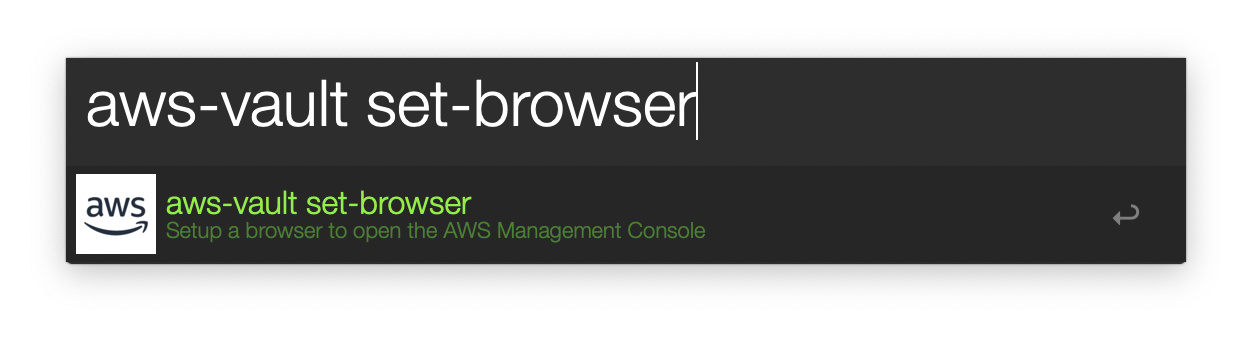 Setup browser step 1