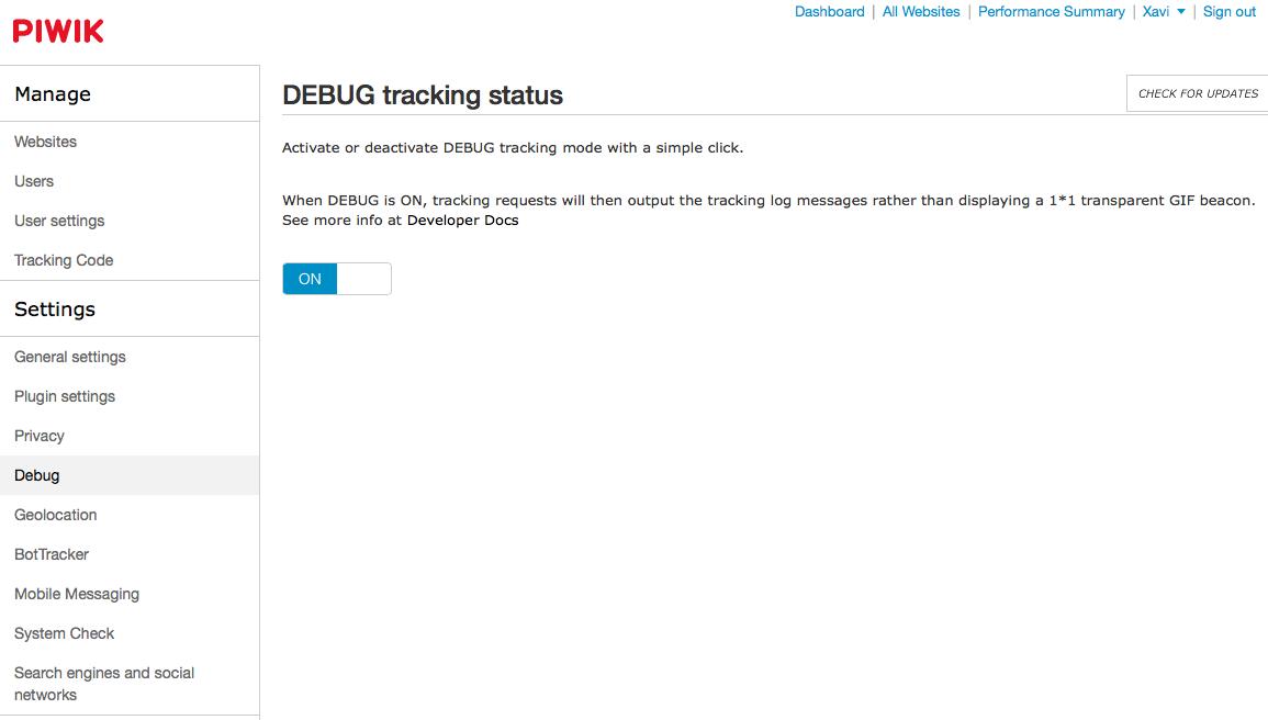 kDebug Screenshot