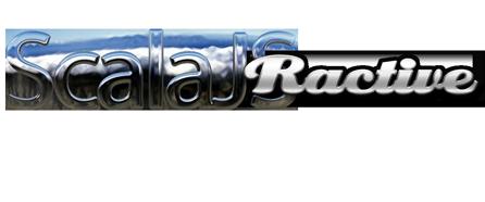 scalajs-ractive Logo