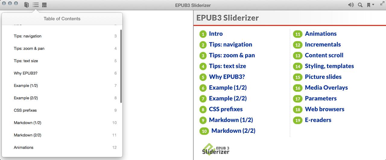 Animation Epub 3 Sample File