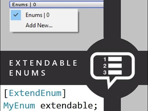 How To Use Extendable Enums