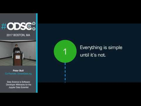 ODSC 2017 Video