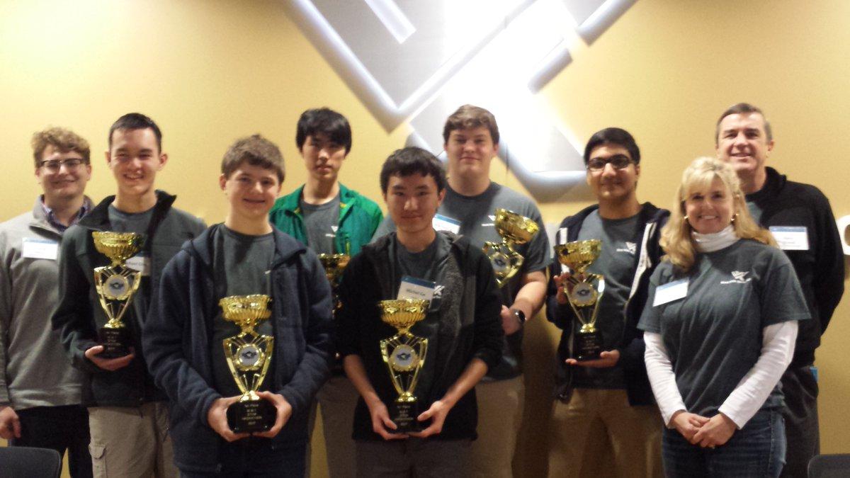 MICDS Team at WWT Hackathon