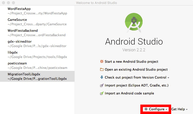 Project Setup Gradle · libgdx/libgdx Wiki · GitHub