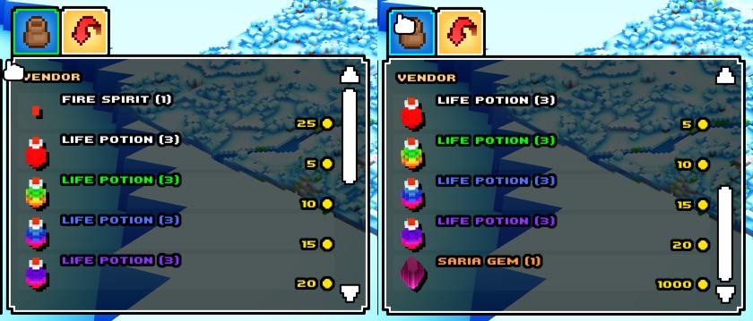 A large CubeWorld mod in development