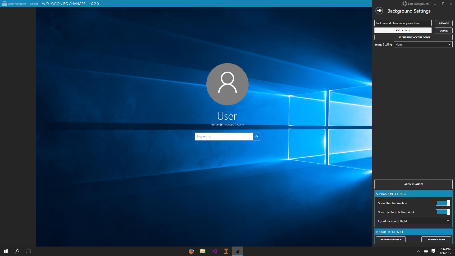 How to change lock screen for windows 10 - Novaspirit