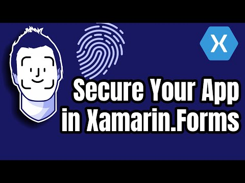 Secure Your Xamarin App with Fingerprint or Face Recognition