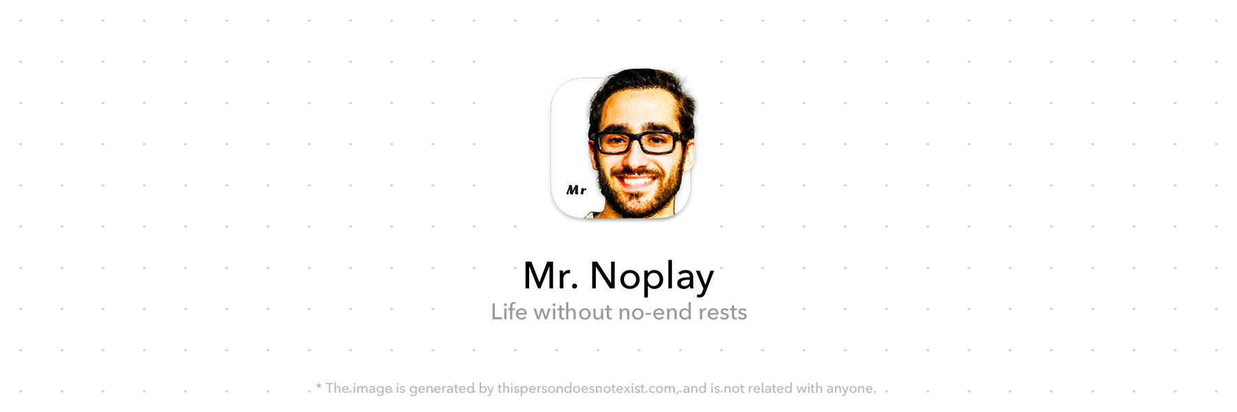 Mr Noplay Repo Banner