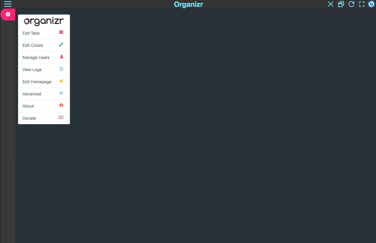 Organizr