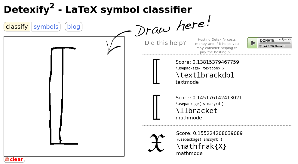 Add Double Bracket Blackboard Symbol Issue 46 Katex Katex Fonts