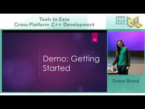Tools to Ease Cross-Platform C++ Development Video