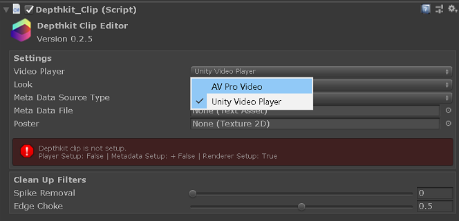 Streaming volumetric video captured with Depthkit · vimeo/vimeo