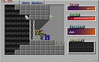 Dave Gnukem Screenshot