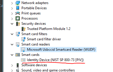 MICROSOFT USBCCID SMART CARD READER WINDOWS 7 64 DRIVER