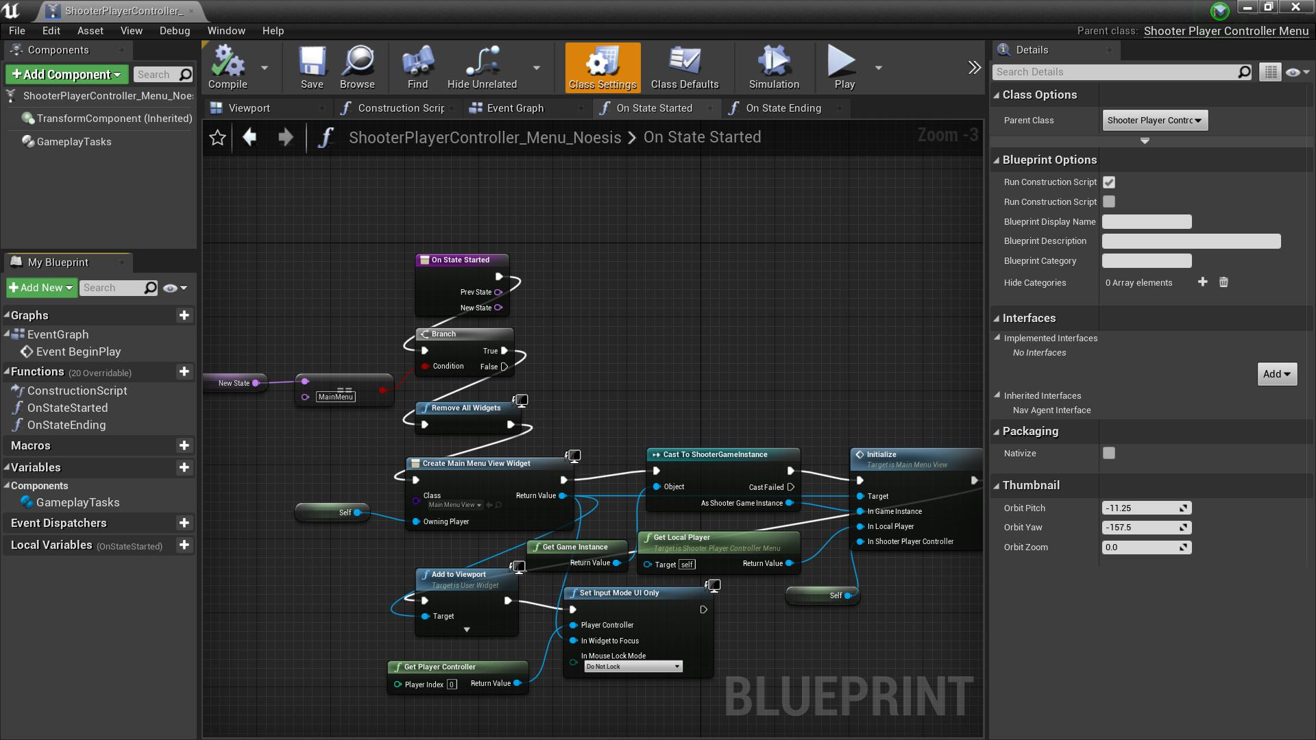 Blueprint'/Game/ShooterGame/ShooterPlayerController_Menu_Noesis.ShooterPlayerController_Menu_Noesis'