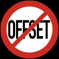 100% offset-free