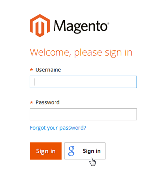 GitHub - mage2pro/google-backend-login: The «Backend Login
