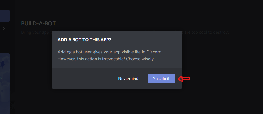 Creating a discord bot & getting a token · reactiflux/discord-irc