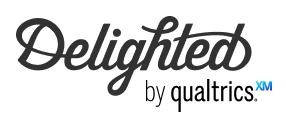 Delighted+Qualtrics