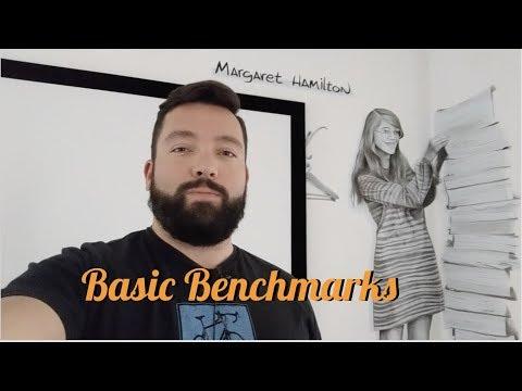 justforfunc #28: Basic Benchmarks