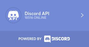 Discord API Chat