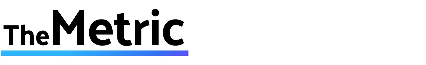 The Metric logo