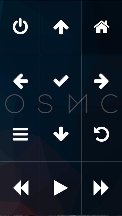 GitHub - ankurp/osmc-web-remote: Web Remote Interface for OSMC