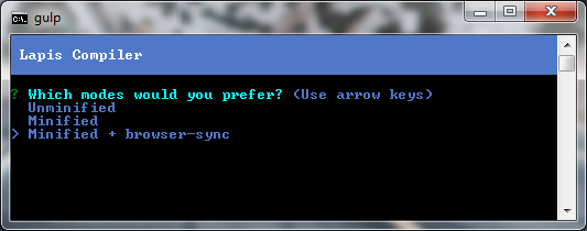 Lapis Compiler