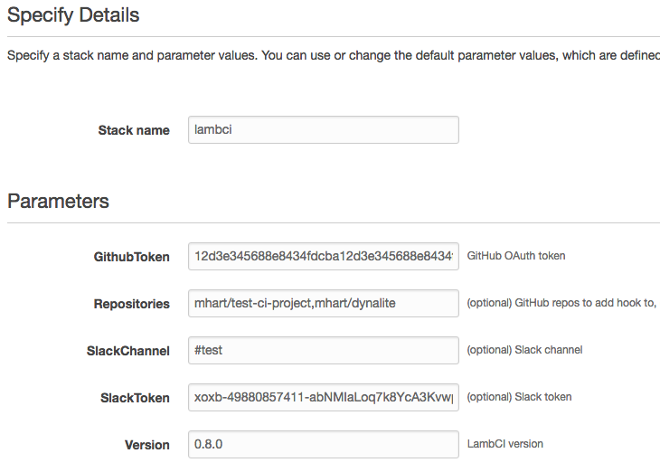 CloudFormation Step 2