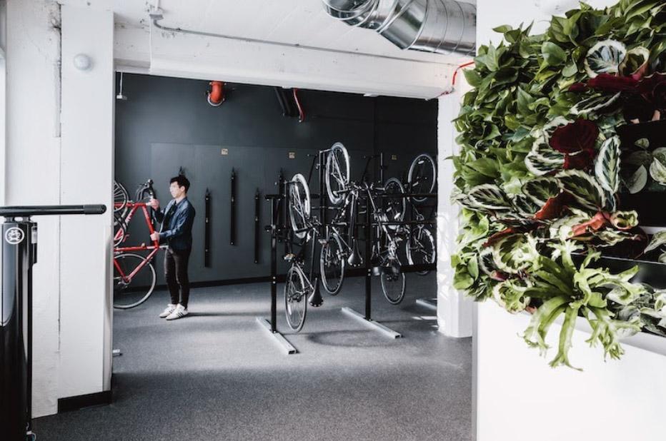 Plaid: Bikes