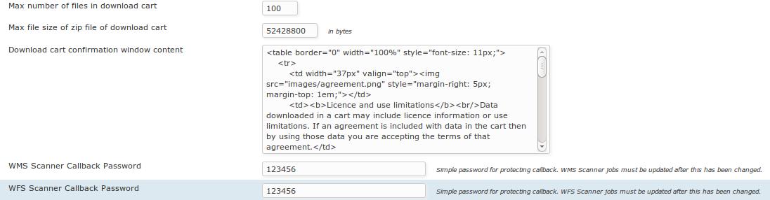 Site Configuration Second Part