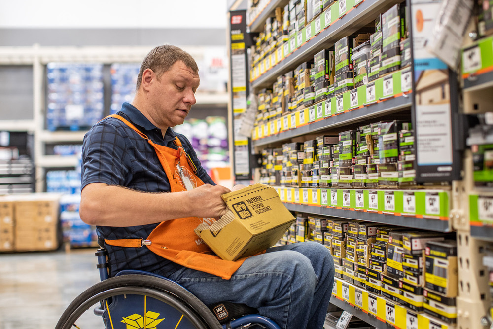 The Home Depot: Restocking
